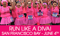 Divas Half Marathon & 5K in San Francisco Bay