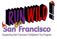 Run Wild San Francisco - Supporting San Francisco Firefighters Toy Progam