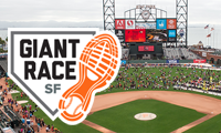 San Francisco Giant Race