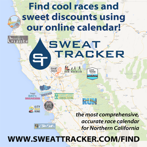 Use Sweat Tracker's online calendar to find the coolest races and best discount codes!